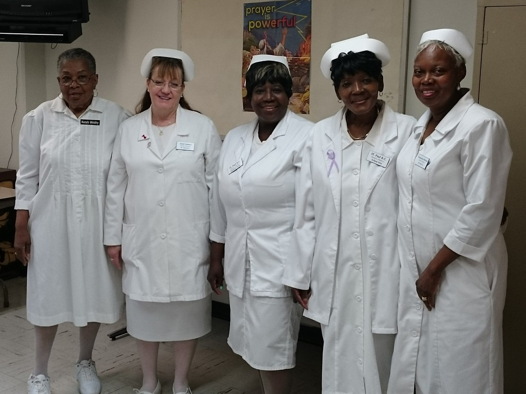 Nurses Ministry Heart Healthy St Paul Baptist Church